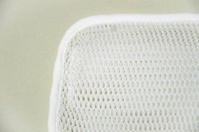 画像1: 腰まわり補正用インナーメッシュ・四角型